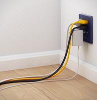 Основы составления схемы домашней электропроводки.